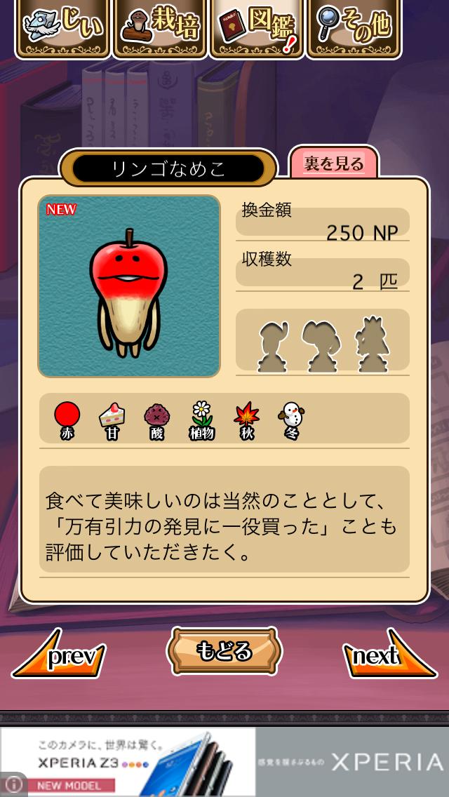 「077 リンゴなめこ」NEOなめこ栽培キット
